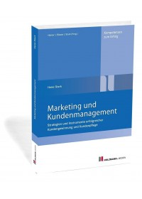 Obálka knihy  Marketing und Kundenmanagement od Stark Heinz, ISBN:  9783778311141