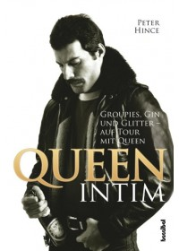 Obálka knihy  Queen intim od Hince Peter, ISBN:  9783854454908