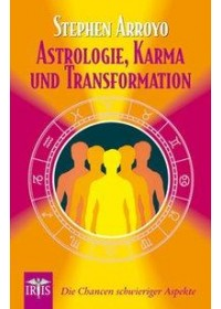 Obálka knihy  Astrologie, Karma und Transformation od Arroyo Stephen, ISBN:  9783890605715