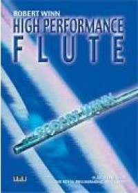Obálka knihy  High Performance Flute od Winn Robert, ISBN:  9783932587726