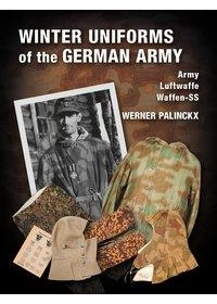 Obálka knihy  Winter Uniforms of the German Army od Palinckx Werner, ISBN:  9783963600166