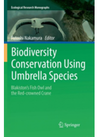 Obálka knihy  Biodiversity Conservation Using Umbrella Species od , ISBN:  9789811339219