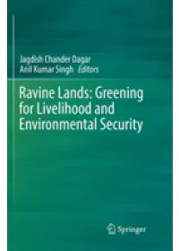 Obálka knihy  Ravine Lands: Greening for Livelihood and Environmental Security od , ISBN:  9789811340468