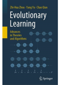 Obálka knihy  Evolutionary Learning: Advances in Theories and Algorithms od Zhou Zhi-Hua PhD, ISBN:  9789811359552