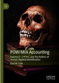 Obálka knihy  POW/MIA Accounting od Cole Paul M., ISBN:  9789811364655