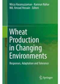 Obálka knihy  Wheat Production in Changing Environments od , ISBN:  9789811368820