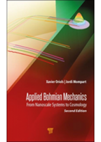 Obálka knihy  Applied Bohmian Mechanics od , ISBN:  9789814800105