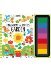 Obálka knihy  Fingerprint Activities: Garden od Watt Fiona, ISBN:  9781474932301