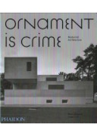 Obálka knihy  Ornament is Crime od Hill Albert, ISBN:  9780714874166