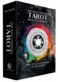 Obálka knihy  Wild Unknown Tarot Deck and Guidebook (Official Keepsake Box Set) od Krans Kim, ISBN:  9780062466594