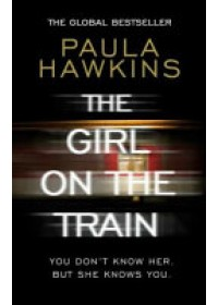 Obálka knihy  Girl on the Train od Hawkins Paula, ISBN:  9780552779777