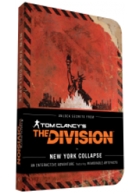 Obálka knihy  Tom Clancy's the Division: New York Collapse od Irvine Alex, ISBN:  9781452148274