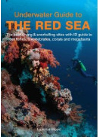 Obálka knihy  Underwater Guide to the Red Sea od Wood Lawson, ISBN:  9781909612846