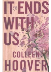Obálka knihy  It ends with us od Hoover Colleen, ISBN:  9781471156267