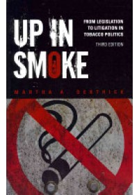Obálka knihy  Up in Smoke od Derthick Martha A., ISBN:  9781452202235