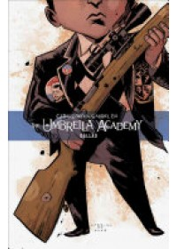 Obálka knihy  The Umbrella Academy Volume 2: Dallas od Way Gerard, ISBN:  9781595823458