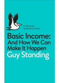 Obálka knihy  Basic Income od Standing Guy, ISBN:  9780141985480