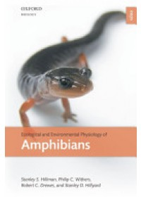 Obálka knihy  Ecological and Environmental Physiology of Amphibians od Hillman Stanley S. (Portland State University USA), ISBN:  9780198570325
