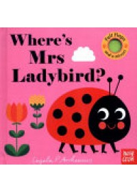 Obálka knihy  Where's Mrs Ladybird? od Arrhenius Ingela, ISBN:  9780857637628