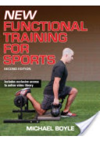 Obálka knihy  New Functional Training for Sports od Boyle Michael, ISBN:  9781492530619