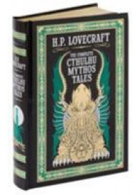 Obálka knihy  Complete Cthulhu Mythos Tales od Lovecraft H. P., ISBN:  9781435162556