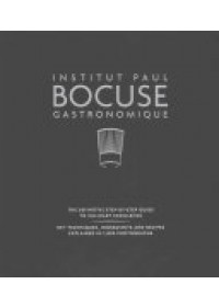 Obálka knihy  Institut Paul Bocuse Gastronomique od Institut Paul Bocuse, ISBN:  9780600634171