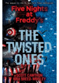 Obálka knihy  Five Nights at Freddy's: The Twisted Ones od Cawthon Scott, ISBN:  9781338139303