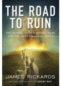Obálka knihy  Road to Ruin od Rickards James, ISBN:  9780241189207