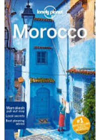 Obálka knihy  Lonely Planet Morocco od Lonely Planet, ISBN:  9781786570321