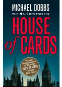 Obálka knihy  House of Cards od Dobbs Michael, ISBN:  9780006176909