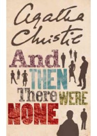 Obálka knihy  And Then There Were None od Christie Agatha, ISBN:  9780007136834