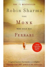 Obálka knihy  Monk Who Sold His Ferrari od Sharma Robin, ISBN:  9780007848423