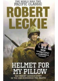 Obálka knihy  Helmet for My Pillow od Leckie Robert, ISBN:  9780091937515