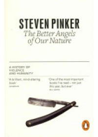 Obálka knihy  Better Angels of Our Nature od Pinker Steven, ISBN:  9780141034645
