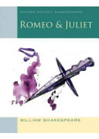 Obálka knihy  Romeo and Juliet od Shakespeare William, ISBN:  9780198321668