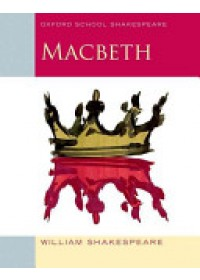 Obálka knihy  Macbeth od Shakespeare William, ISBN:  9780198324003