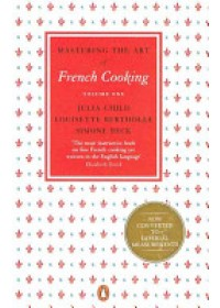 Obálka knihy  Mastering the Art of French Cooking od Child Julia, ISBN:  9780241956465