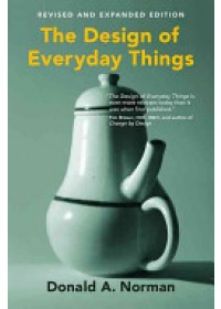 Obálka knihy  Design of Everyday Things od Norman Donald A., ISBN:  9780262525671