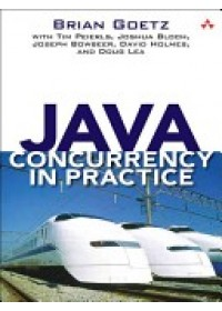 Obálka knihy  Java Concurrency in Practice od Goetz Brian F., ISBN:  9780321349606