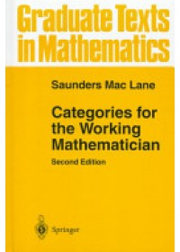 Obálka knihy  Categories for the Working Mathematician od Mac Lane Saunders, ISBN:  9780387984032