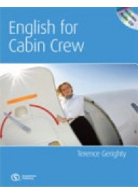 Obálka knihy  English for Cabin Crew od Gerighty Terence, ISBN:  9780462098739