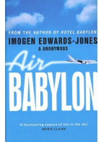 Obálka knihy  Air Babylon od Edwards-Jones Imogen, ISBN:  9780552153058