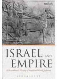 Obálka knihy  Israel and Empire od Niang Aliou, ISBN:  9780567054098