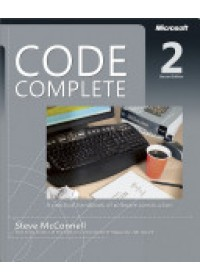 Obálka knihy  Code Complete od McConnell Steve, ISBN:  9780735619678