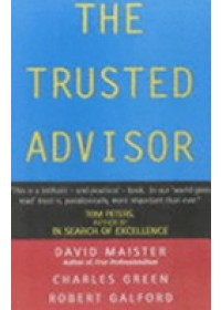 Obálka knihy  Trusted Advisor od Maister David H., ISBN:  9780743207768