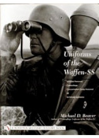 Obálka knihy  Uniforms of the Waffen-SS od Beaver Michael D., ISBN:  9780764315527