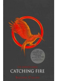 Obálka knihy  Catching Fire od Collins Suzanne, ISBN:  9781407132099