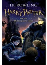 Obálka knihy  Harry Potter and the Philosopher's Stone od Rowling J. K., ISBN:  9781408855652