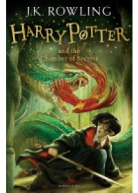 Obálka knihy  Harry Potter and the Chamber of Secrets od Rowling J. K., ISBN:  9781408855669