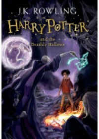 Obálka knihy  Harry Potter and the Deathly Hallows od , ISBN:  9781408855713